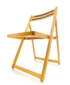 Wooden Chair, A Non Arousing Stimulus Doesn't Make You Cum too Fast